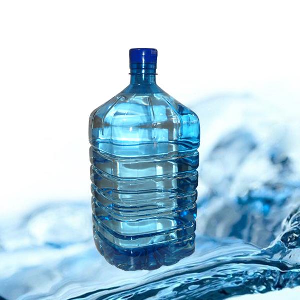SlimCool Mineralwasser | 12-Liter Gallone
